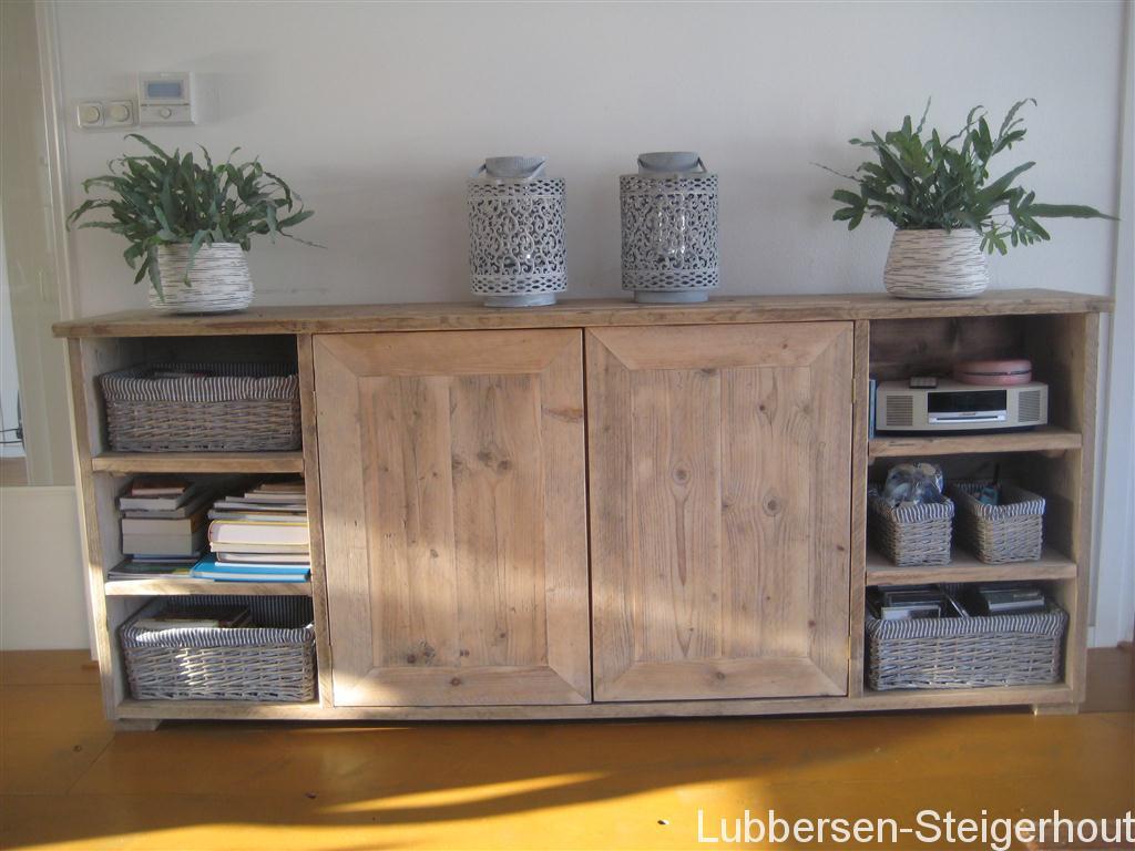 Tv Lift Meubel Prijs.Tv Meubelen Lubbersen Steigerhout